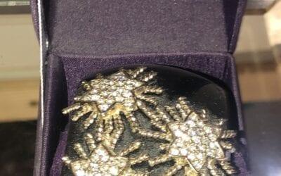 Jimmy Crystal Bracelet