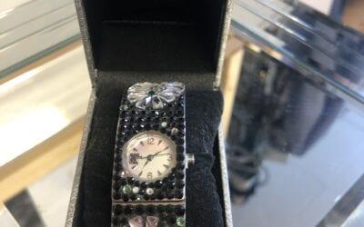 Jimmy Crystal Watch