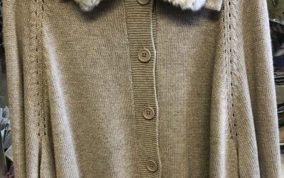 Leo Guy Cashmere Jacket