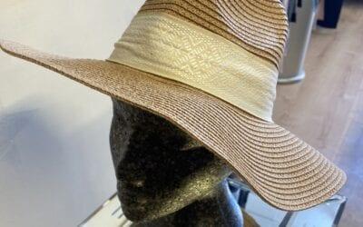 Leo Guy natural hat
